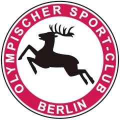Wir sind Mitglied im Olympischen Sport Club Berlin